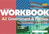 A2 Government and Politics: Representation in the USA (Student Workbooks)
