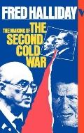 Making of the Second Cold War - Fred Halliday - Paperback - 2nd ed