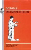 Gorgias Encomium of Helen