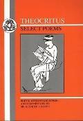 Theocritus: Select Poems