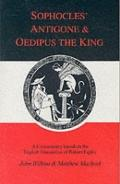 Sophocles Antigone and Oedipus the King
