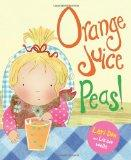 Orange Juice Peas! (Picture Kelpies)