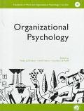 Handbook of Work and Organizational Psychology Organizational Psychology