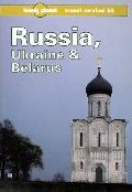 Lonely Planet Russia, Ukraine and Belarus