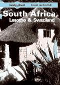 South Africa, Lesotho and Swaziland: A Travel Survival Kit - Richard Everist - Paperback