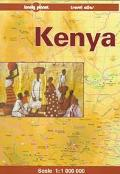 Lonely Planet Kenya Travel Atlas - Hugh Finlay - Paperback