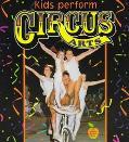 Kids Perform Circus Arts