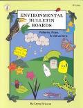 Environmental Bulletin Boards Patterns, Plans & Instructions