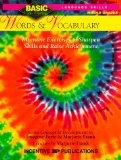 Words & Vocabulary BASIC/Not Boring 6-8+: Inventive Exercises to Sharpen Skills and Raise Ac...