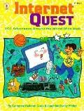 Internet Quests 101 Adventures Around the World Wide Web