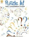 Math Computation Puzzles