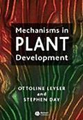 Mechanisms in Plant Development