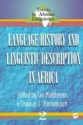 Language History and Linguistic Description in Africa