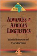 Advances in African Linguistics