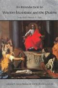 Introduction to Wisdom Literature and the Psalms Festschrift Marvin E. Tate