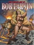 The Savage Art of Bob Larkin
