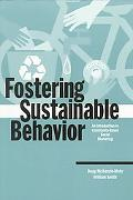 Fostering Sustainable Behavior An Introduction to Community-Based Social Marketing