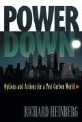 PowerDown Options And Actions For A Post-Carbon World