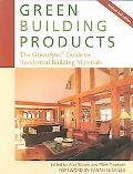 Green Building Products The Greenspec Guide to Residential Building Materials