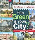 How Green Is Your City? The Sustainlane U.s. City Rankings