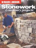 Stonework and Masonry Projects New Projects in Stone, Brick & Concrete