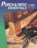 Patios Essentials; Quick Steps