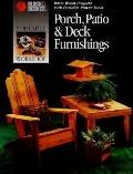 Porch, Patio & Deck Furnishings