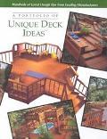 Portfolio of Unique Deck Ideas