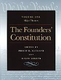 Founders' Constitution Major Themes