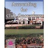 Accounting for Club Operations