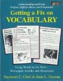 Getting a Fix on Vocabulary, Text/CD Set