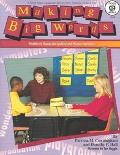 Making Big Words Multilevel, Hands-On Spelling and Phonics Activities