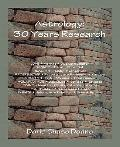 Astrology Thirty Years Research