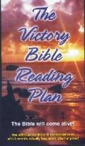 Victory Bible Reading Plan