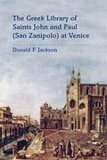 Greek Library of Saints John and Paul (San Zanipolo) at Venice