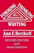 Forming, Thinking, Writing