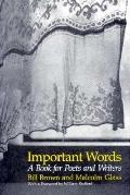 Important Words: A Book for Poets and Writers 1991