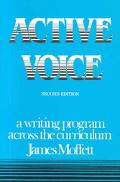 Active Voice A Writing Program Across the Curriculum