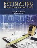 Estimating Home Construction Cost