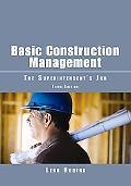 Basic Construction Management, 5th Edition