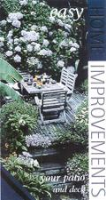 Easy Home Improvements: Your Patio and Deck - Stewart Walton - Hardcover - SPIRAL