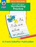 Modern Manuscript Handwriting Practice