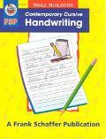 Contemporary Cursive Handwriting