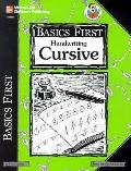 Basics First Handwriting Cursive