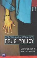 Modernising Australia's Drug Policy