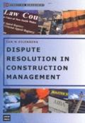 Dispute Resolution in Construction Management