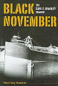 Black November The Carl D. Bradley Tragedy