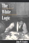White Logic Alcoholism and Gender in American Modernist Fiction