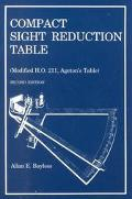 Compact Sight Reduction Table