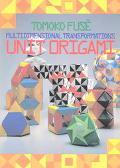Unit Origami Multidimensional Transformations